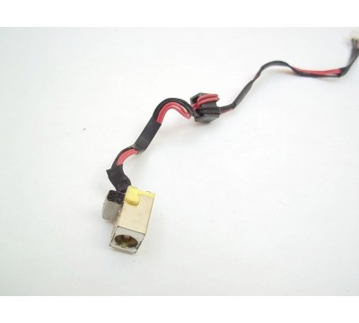 Gateway NV53A NV53A52u GENUINE DC POWER JACK WITH CABLE