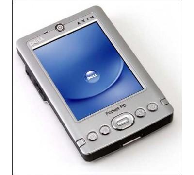 Dell Axim X3 PDA Pocket PC 400.0 MHz