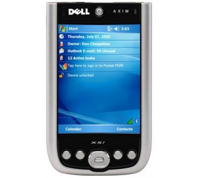 Dell Axim X51 PDA Pocket PC 520.0 MHz