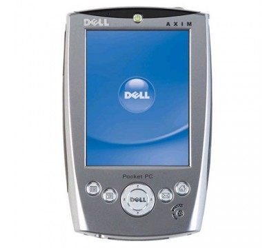 Dell Axim X5 Performance PDA Pocket PC 400.0 MHz