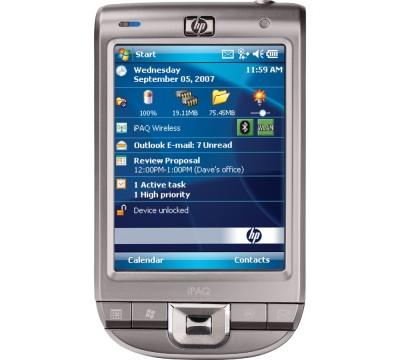 HP iPaq 110 Classic Handheld