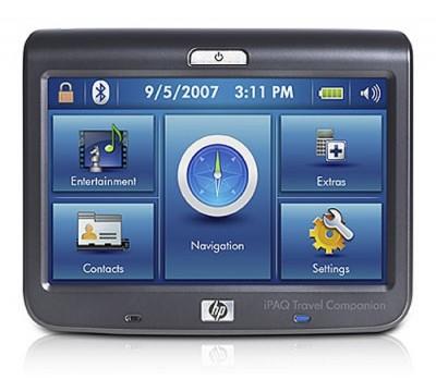 HP iPaq 318 Travel Companion