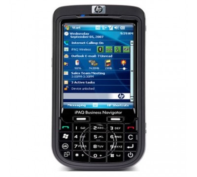 HP iPaq 612 Business Navigator