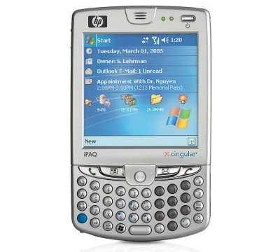 HP iPaq HW6510 Mobile Messenger