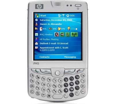 HP iPaq HW6965 Mobile Messenger