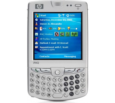 HP iPaq HW6945 Mobile Messenger