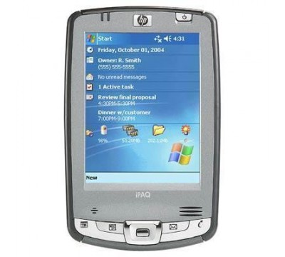HP iPaq HX2490B Pocket PC