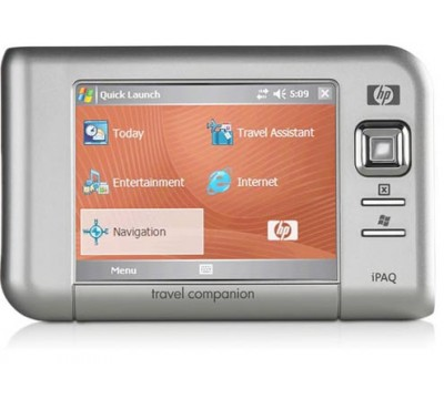 HP iPaq RX5720 Travel Companion