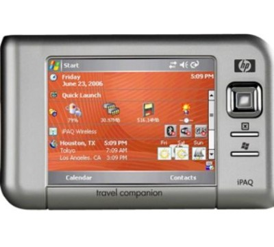HP iPaq RX5965 Travel Companion