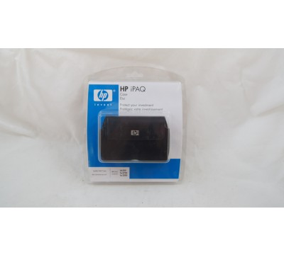 OEM GENUINE HP iPAQ H6300 HX4700 HX2000 LEATHER BELT CASE 377323-B31 FA350A#AC3
