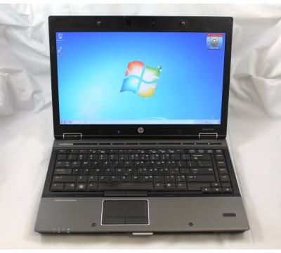 "HP ELITEBOOK 8440W 14"" LAPTOP i7 620M 2.66GHz CPU 8GB RAM 500GB HDD CAM WZ315UT"