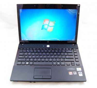 "HP PROBOOK 4410s 14"" LAPTOP INTEL C2D T6570 2.1GHz CPU 4GB RAM 250GB HDD VB504LA"