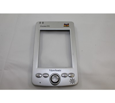 VIEWSONIC V36 POCKET PC PDA FRONT COVER HOUSING WITH BUTTONS