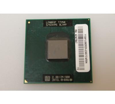 IBM Lenovo Thinkpad T61 Intel CPU Processor 2.00 / 2M / 800 T7250 SLA49 42W7847