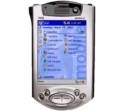HP iPaq H3870 Pocket PC