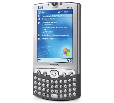 HP iPaq H4355 Pocket PC