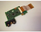 Panasonic Toughbook CF-19 AUDIO PORT BOARD DFUP1718ZB(2)