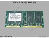 Toshiba THLY6416G1FG-80 SD RAM 100MHz 128MB