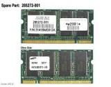 SAMSUNG M470L3224DT0-LBO DDR SDRAM 256MB CL2.5 Laptop RAM Memory FRU:285272-001
