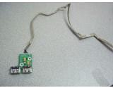 GATEWAY MD2614U USB BOARD DA0AJ2TB6D0