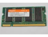 HYNIX 128MB DDR 400MHz LAPTOP RAM MEMORY PC3200S-30330 HYMD216M646C6-D43 AA