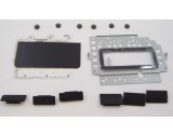 HP EliteBook 8540w Touchpad Trackpad Assembly 595777-001