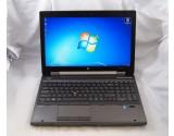 "HP ELITEBOOK 8560W 15.6"" LAPTOP i7 2620M 2.7GHz CPU 16GB RAM 500GB HDD SP407UC"