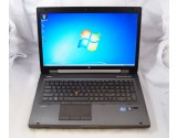 "HP ELITEBOOK 8760W 17.3"" LAPTOP i7 2720QM 2.2GHz CPU 16GB RAM 500GB HDD XU088UT"