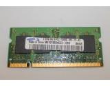 SAMSUNG LAPTOP RAM M470T6554CZ3-CE6, 512MB,  PC2-5300 DDR2 SODIMM