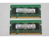 SAMSUNG 256MB DDR2  LAPTOP RAM MEMORY PC2-3200S-333 M470L3224DT0-LB3
