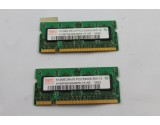HYNIX 2X512MB 1GB DDR2 667MHz LAPTOP MEMORY RAM PC2-5300S 417054-001