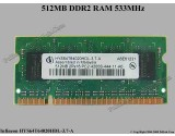 HYS64T64020HDL-3.7 Infineon RAM 512MB,PC2-4200, SODIMM 533MHZ