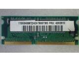 IBM 63H0887 (32MB SDRAM PC66 66MHz SO DIMM 144-pin) Memory FRU 42H2819