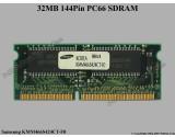 Samsung KMM466S424CT-F0 SD RAM 66MHz 32MB 144PIN