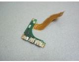 TOSHIBA R835-P50X USB HDTV PORT BOARD WITH CABLE FAL3E32