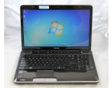 "TOSHIBA SATELLITE A505-S6965 15.6"" LAPTOP P7350 2.0GHz CPU 4GB RAM 500GB HDD W7H"