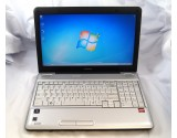"TOSHIBA SATELLITE L505D-S5983 15.6"" LAPTOP AMD M300 2.0GHz CPU 3GB RAM 120GB HDD"