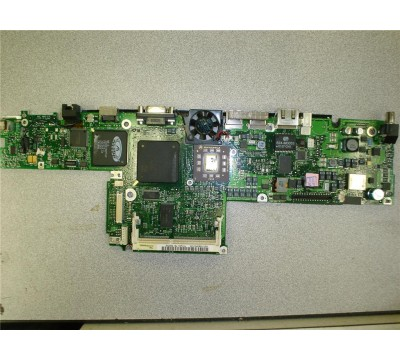 POWERBOOK G4 TITANIUM 550MHz MOTHERBOARD SYSTEMBOARD M8407 820-1263-A