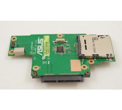 Asus K50IJ Sata Connector Board Card 60-NVKCR1000-D01