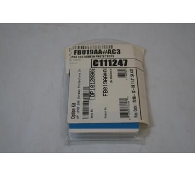 HP IPAQ 200 210 Screen Protectors FB019AA#AC3