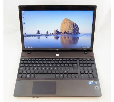 """HP PROBOOK 4520S 15.6"""" LAPTOP i5 540M 2.53GHz CPU 4GB RAM 320GB HDD CAM W7P"""
