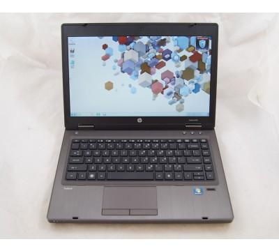 "HP PROBOOK 6465B 14"" LAPTOP AMD E2-3000M 1.8GHz CPU 4GB RAM 500GB HDD XB303AV"
