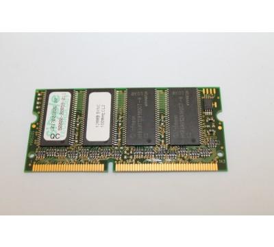 SIMPLE TECHNOLOGY LAPTOP RAM 128MB, 100MHZ, CL2 101700I006 00