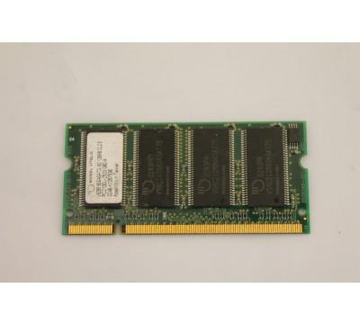 MOSEL VITELIC LAPTOP MEMORY V826516G04SATG-B0, 128MB, CL2.5, PC2100, DDR,266MHZ