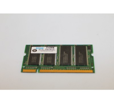 EDGE 512MB P43130-37 DDR LAPTOP RAM