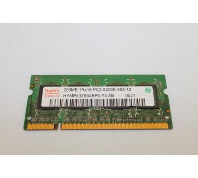 HYNIX HYMP532S64BP6-Y5 AB 256MB PC2-5300 LAPTOP RAM DDR