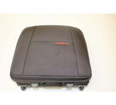 CODi CT3 Checkpoint Laptop Black Mobile Lite Wheeled Case