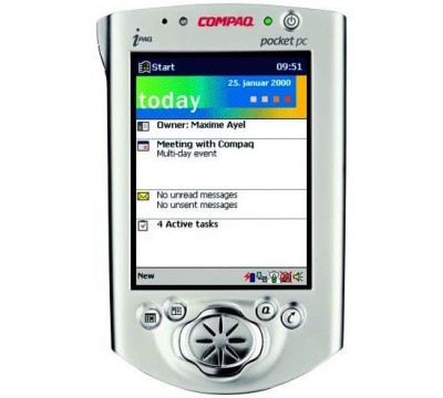 HP iPaq H3650 Pocket PC