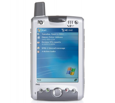 HP iPaq H6360 Pocket PC