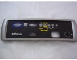 InFocus IN26 W260 Projector BACK PANEL